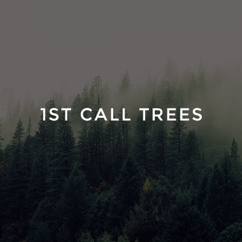 First Call trees